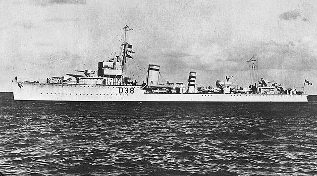 The HMS Ambuscade-Edit