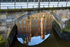 Die Zollenbrücke am Nikolaifleet -HFF to all friends
