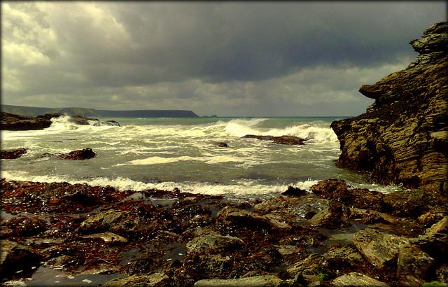 Porthcadjack, Cornwall