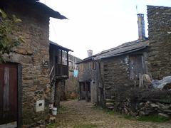 Village atmosphere.