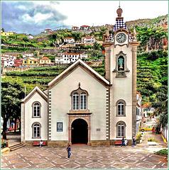 Funchal : Ribeira Brava - Igreja Matriz de São Bento