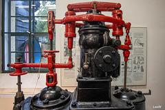 Steuerung Wasserturbine 1919