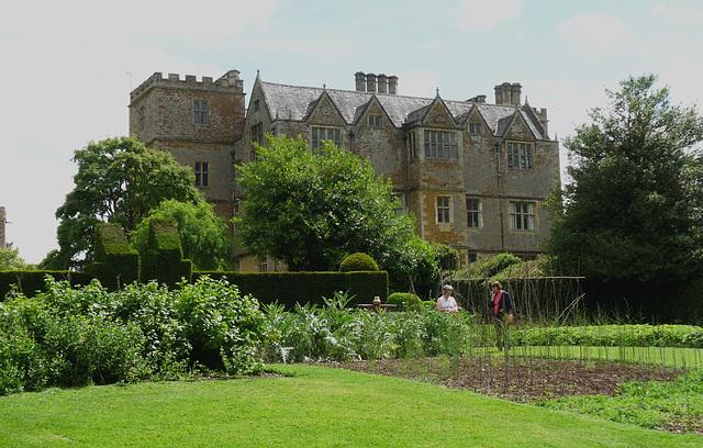 Chastleton House and Vegetable Garden