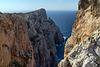 Antikythera - cliffs