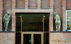 Der Eingang Holstenwall 5