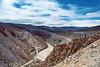Ruta 51 - winding up in desert