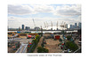 O2 arena from West Silvertown - London - 26.5.2015