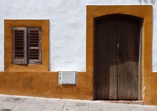 Old Home in Ibiza Town