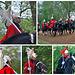 Coraceros de la Guardia Real inglesa