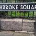 Pembroke Square street sign