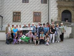 Tradicia esperanto-arangxo en Pardubice.