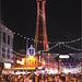 Blackpool lights.