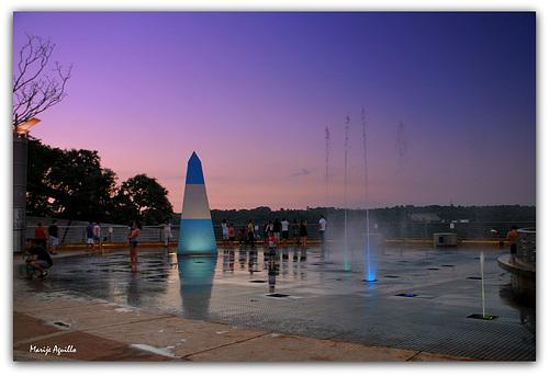 Plaza de Aguas (Iguazú)