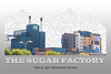 Tate & Lyle sugar factory - London - 26.5.2015