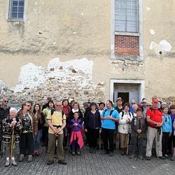 Randonnée La Chapelle Gauthier - Bombon - 21/05/2016