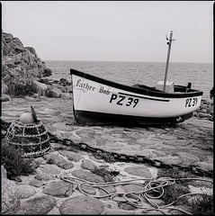 PZ39 - Penberth Cove, Cornwall