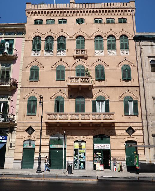 Venetian-style building