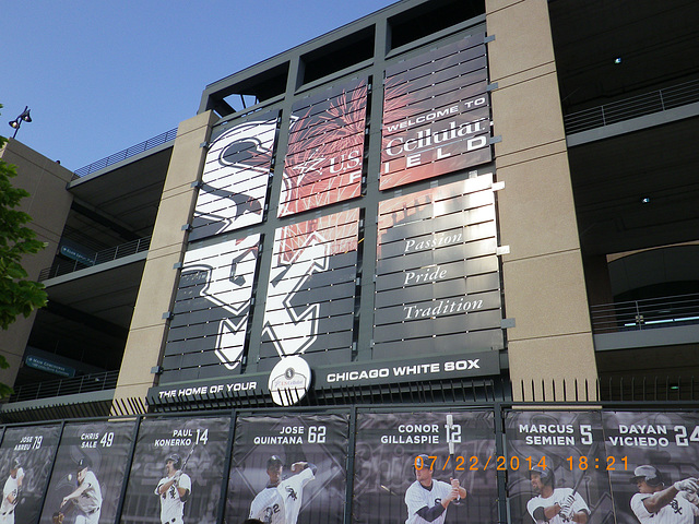 US Cellular Field Home of the White Sox