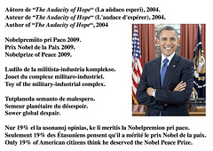 Obama malespero désespoir
