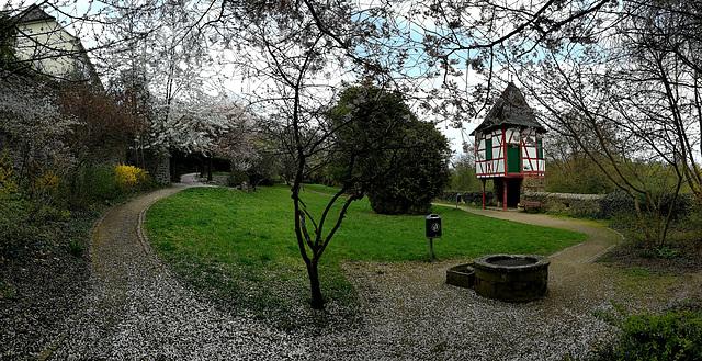 Steinheim - Schlossgarten