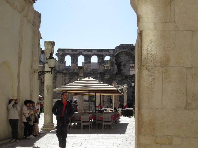 Split : colonnades
