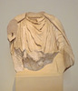 Torso of a Funerary Statue of a Persian from the Kerameikos in the National Archaeological Museum of Athens, May 2014