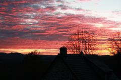Le ciel est par dessus le toit ....