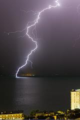 170730 Montreux orage 1