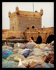 Ptit port de mogador Essaouira...