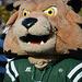 The school mascot