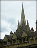St Mary's from Brasenose