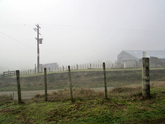 Fences in the Fog.