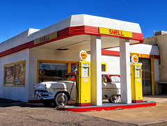 Fill 'er Up With Ethyl