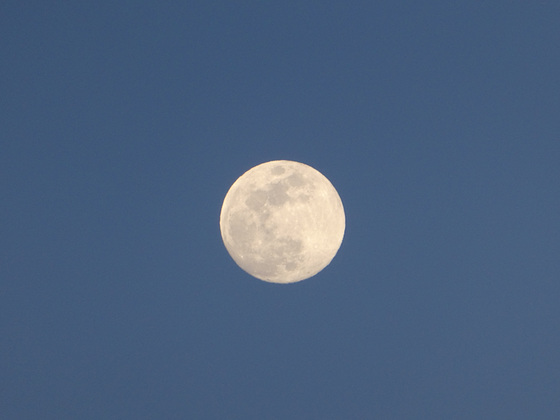 Mondsüchtig...