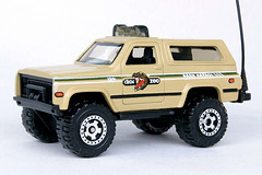 Matchbox Chevy Blazer 4x4