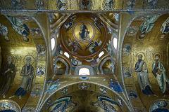 Inside Santa Maria dell'Ammiraglio