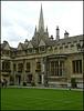 Brasenose College quad