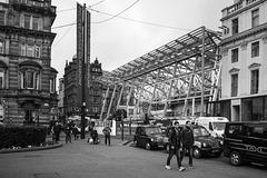 Redevelopment of Queen Street Station, Glasgow