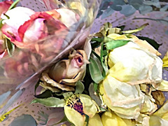 Aging bouquets