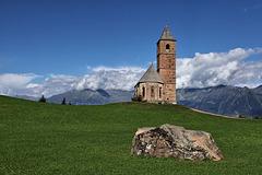 Kirche St. Kathrein bei Hafling (4 PicinPic)