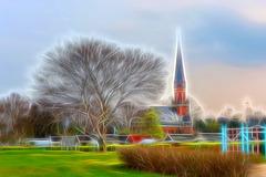 Michaeliskirche und Lebensfreude