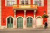 Arnstadt. Rathaus. Detail. 201610