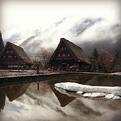 Gassho-Zukuri architecture