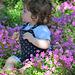 La découverte des premières fleurettes