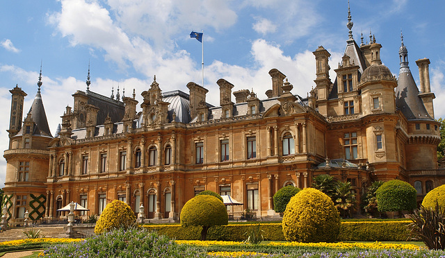 Wadesdon Manor