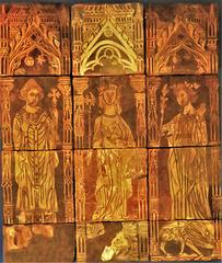 chertsey abbey tilery ,surrey