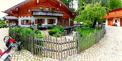 Schlossanger Alp. Hotel und Restaurant. ©UdoSm