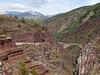 ...Pont de la Mariée ds les Gorges du Daluis...