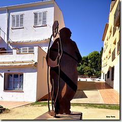 """""""Homenatge a la gent del mar"""" - Calella - Girona"""