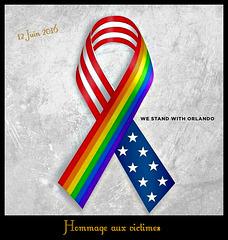 Hommage aux victimes ! condoléances aux familles !